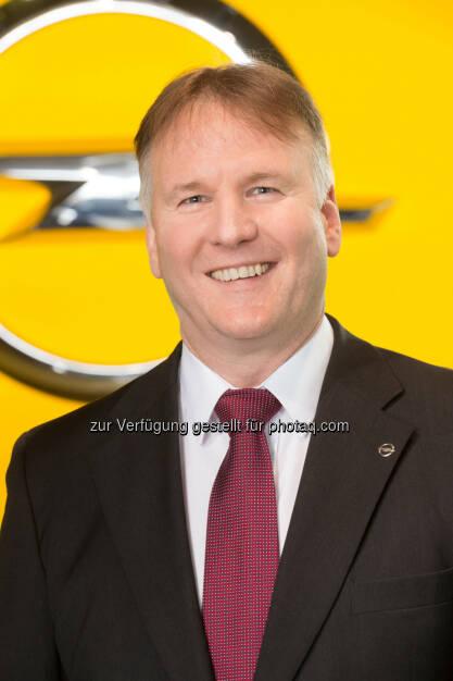 Rudi Spieß neuer Generaldirektor bei Opel Wien, © Aussender (28.04.2015)