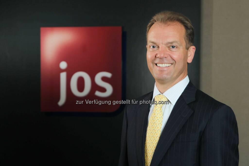 Eric van der Hoeven, CEO von Jardine OneSolution: Bechtle erweitert IT-Allianz mit Jardine OneSolution, © Aussendung (28.04.2015)