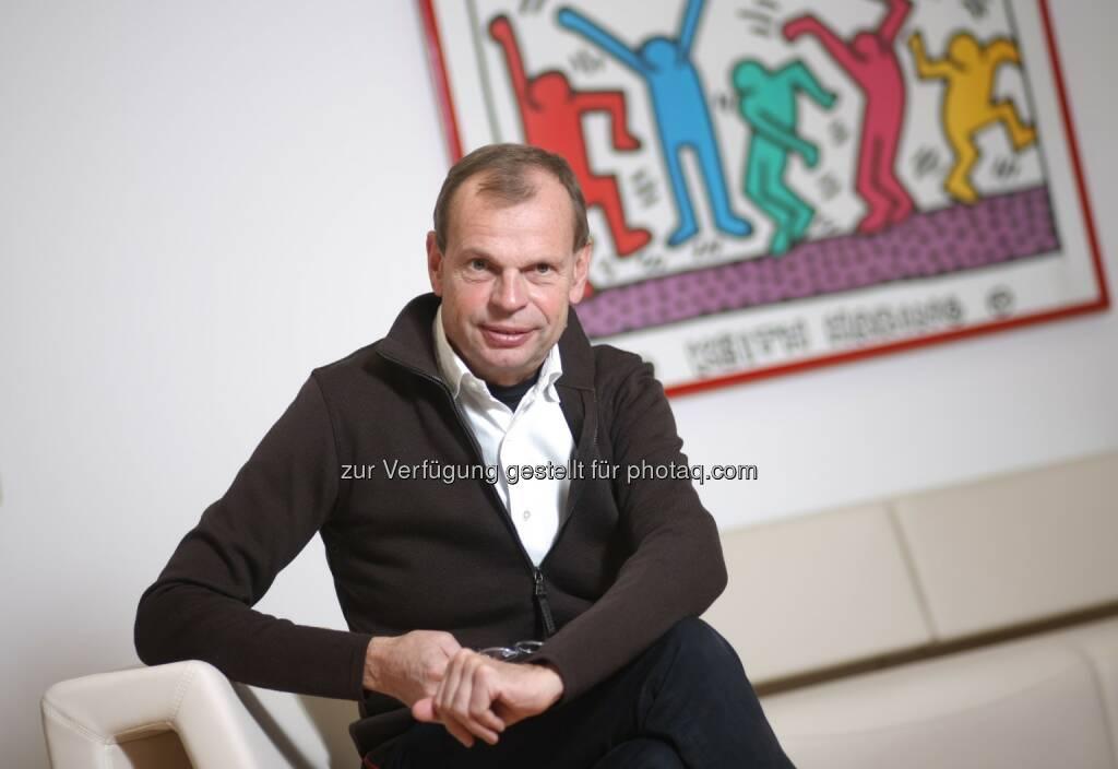 Programmverantwortlicher Rudolf Mathias, Schau-TV: schau tv wächst zum größten regionalen TV-Sender Österreichs!, © Aussendung (29.04.2015)