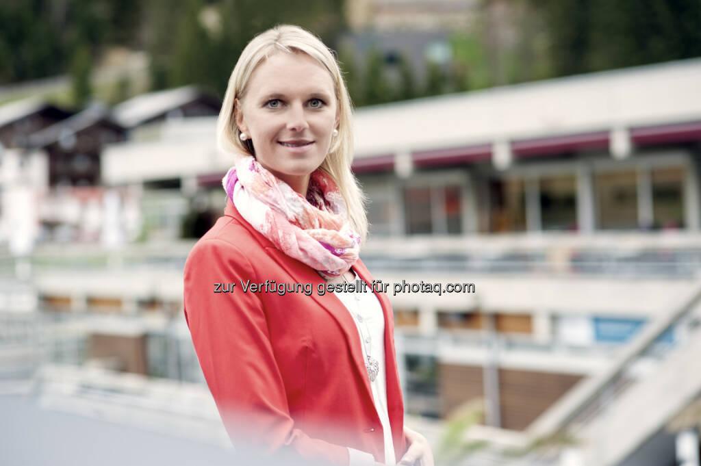 Petra Leiminger ist neue Geschäftsführerin der Bad Gasteiner Gesundheits- und FelsenthermebetriebsgesmbH, © Aussender (29.04.2015)
