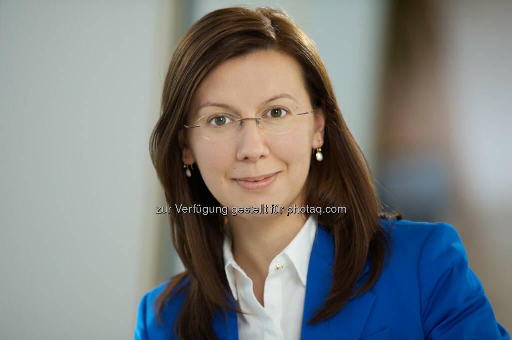 Carmen Staicu neue Leiterin der externen Kommunikation bei Erste Group, © Aussender (29.04.2015)