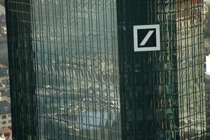 Deutsche Bank, Logo, Headquarter <a href=http://www.shutterstock.com/gallery-320989p1.html?cr=00&pl=edit-00>360b</a> / <a href=http://www.shutterstock.com/editorial?cr=00&pl=edit-00>Shutterstock.com</a>
