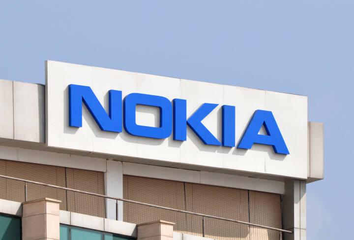 Nokia Logo <a href=http://www.shutterstock.com/gallery-1143548p1.html?cr=00&pl=edit-00>Joe Ravi</a> / <a href=http://www.shutterstock.com/editorial?cr=00&pl=edit-00>Shutterstock.com</a>