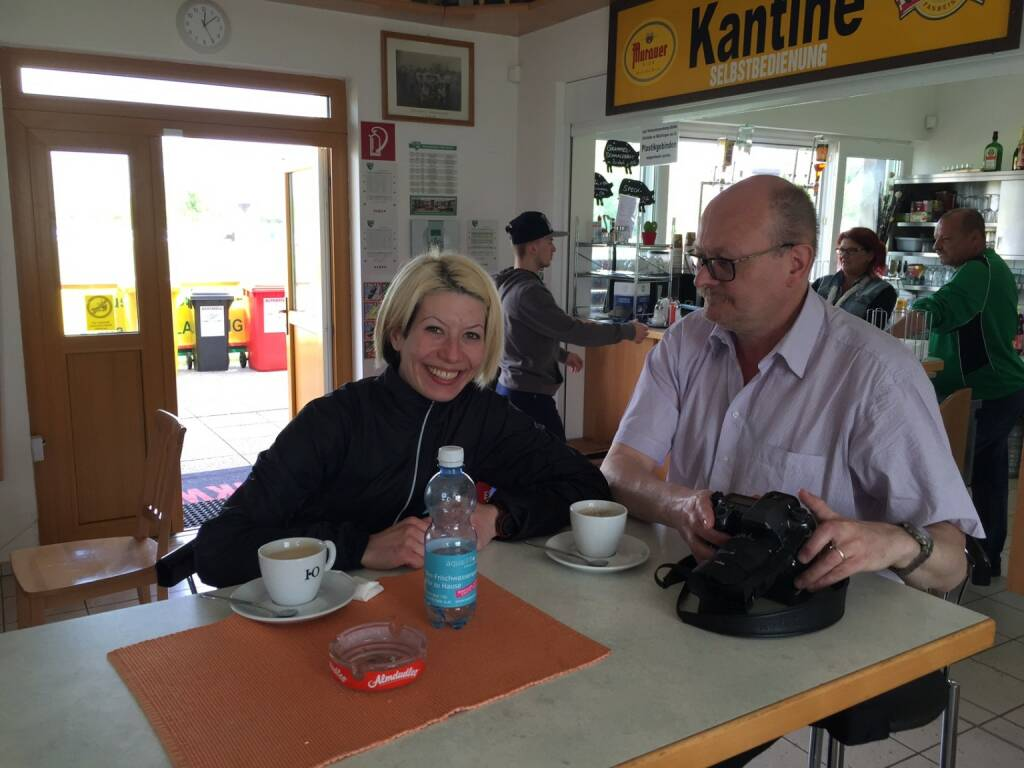 Laura Ghelmez, Wolfgang Agnelli (02.05.2015)