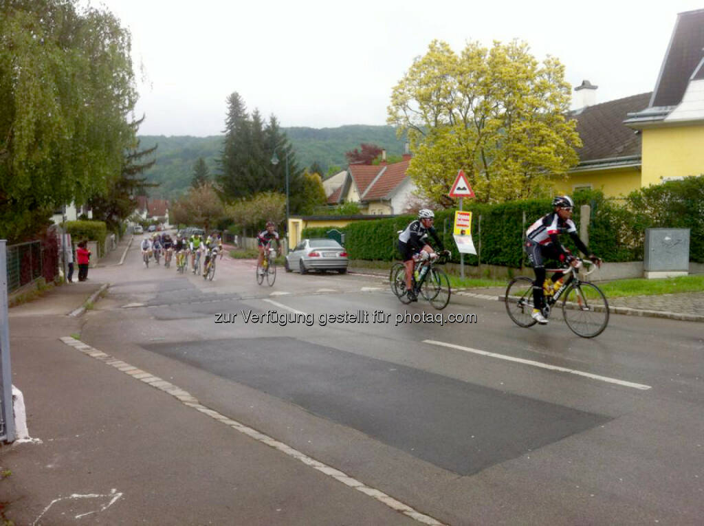 Gran Fondo Giro d'Italia Vienna 2015, Radfahrer, Radfahren, © Markus Dreier (04.05.2015)