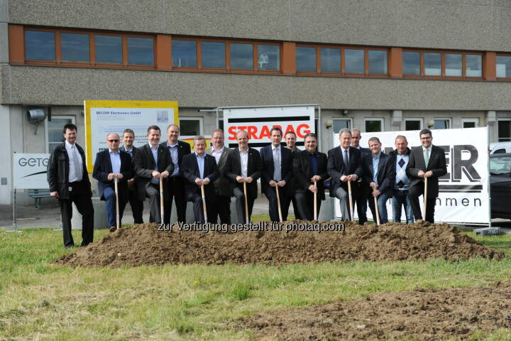Becom Electronics GmbH erweitert Standort Hochstraß um € 5 Mio.