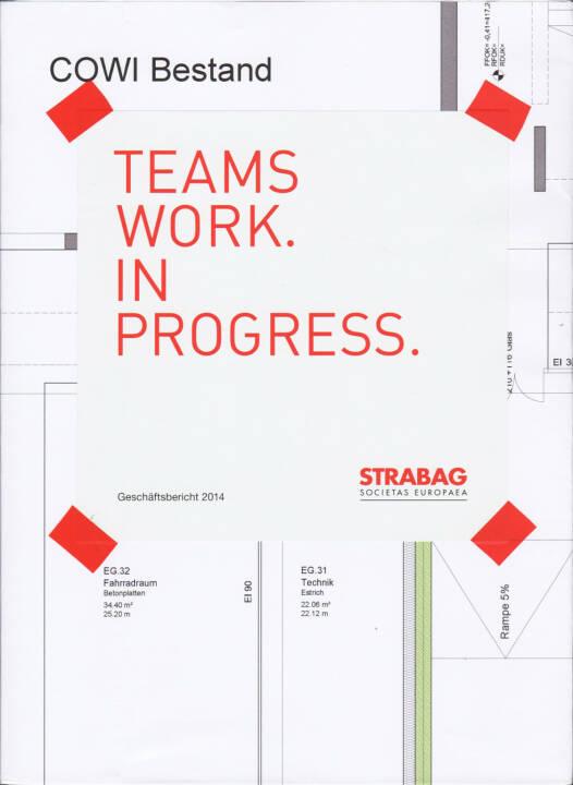 Strabag Geschäftsbericht 2014 - http://boerse-social.com/financebooks/show/strabag_geschaftsbericht_2014