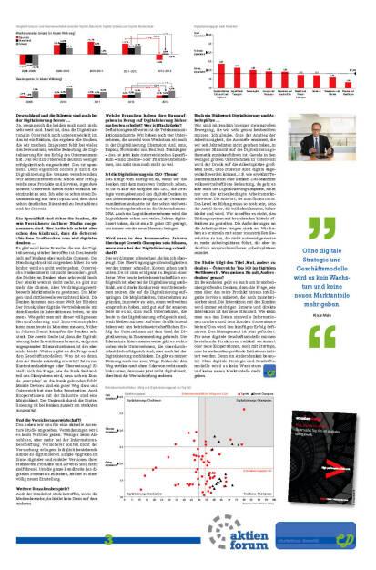 """Fachheft 32 - """"Österreich Nachzügler bei der Digitalisierung"""" 2 (06.05.2015)"""