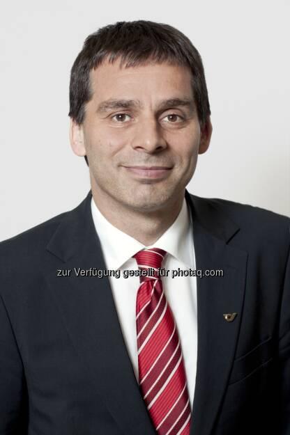 Peter Umundum zum Vorstand Paket & Logistik der Österreichischen Post AG wiederbestellt, © Aussender (06.05.2015)