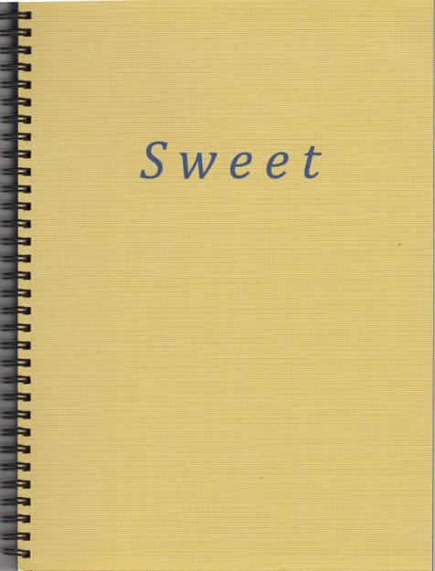 Aaron McElroy - Sweet, S_U_N_ 2015, Cover - http://josefchladek.com/book/aaron_mcelroy_-_sweet, © (c) josefchladek.com (07.05.2015)