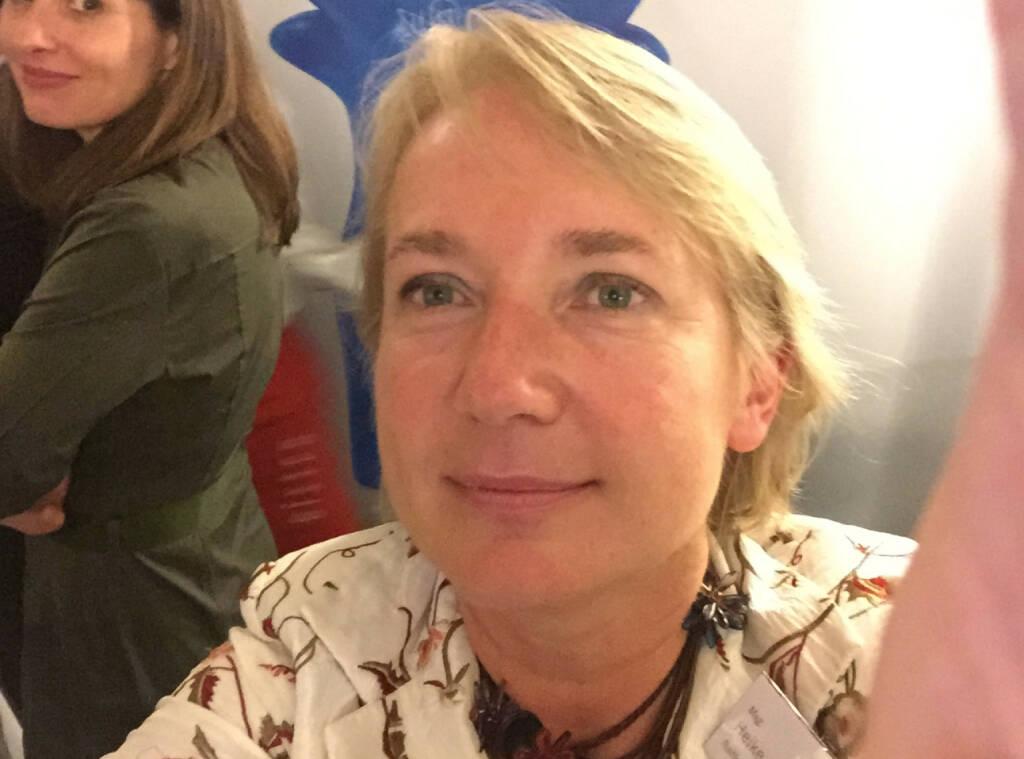 Selfie Heike Arbter, RCB (07.05.2015)