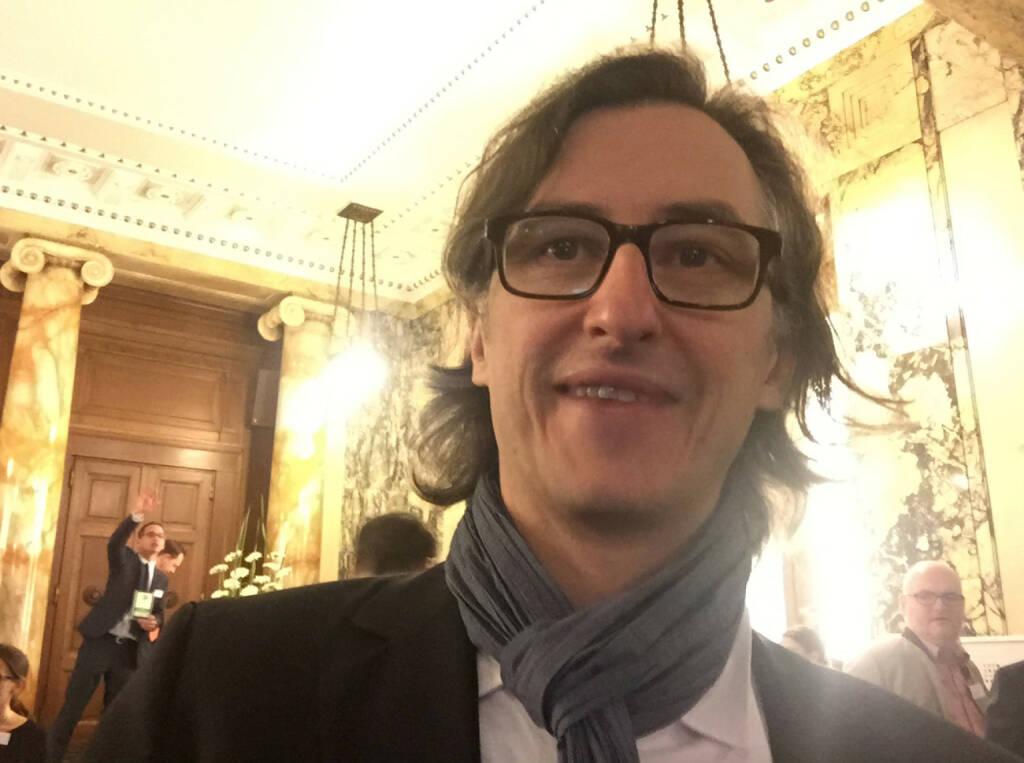 Selfie Josef Chladek, boerse-social.com (07.05.2015)