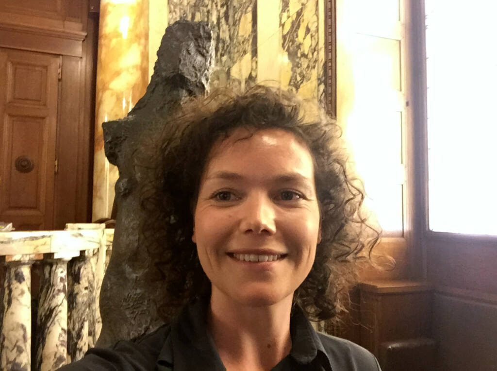 Selfie Marianne Kögel, RCB (07.05.2015)