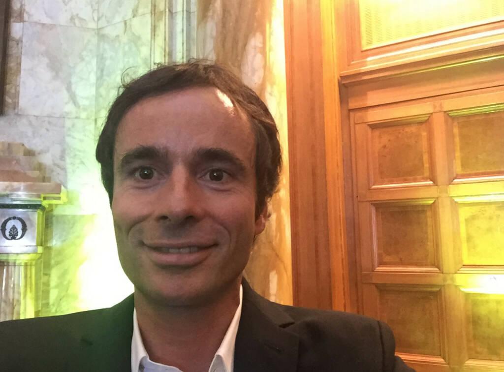 Selfie Robert Abend, Godmode Trader (07.05.2015)