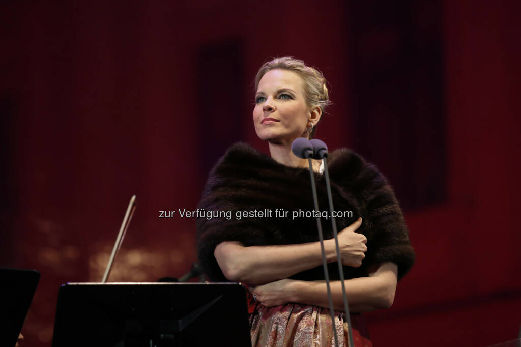 Elina Garanca: AMI Werbeagentur: Elina Garanca Konzert am 1. Juli in Göttweig ausverkauft , © Aussender (07.05.2015)