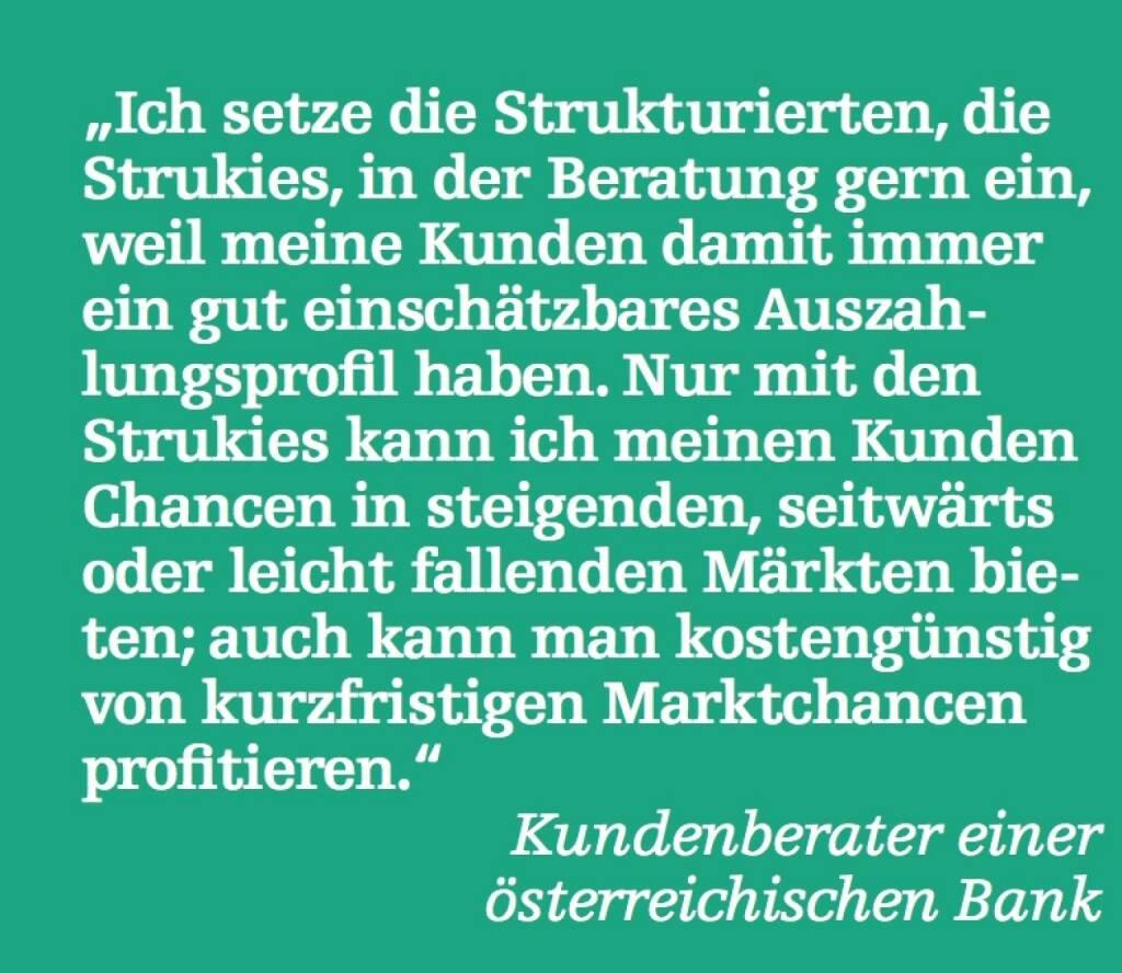 Kundenberater einer österreichischen Bank (07.05.2015)