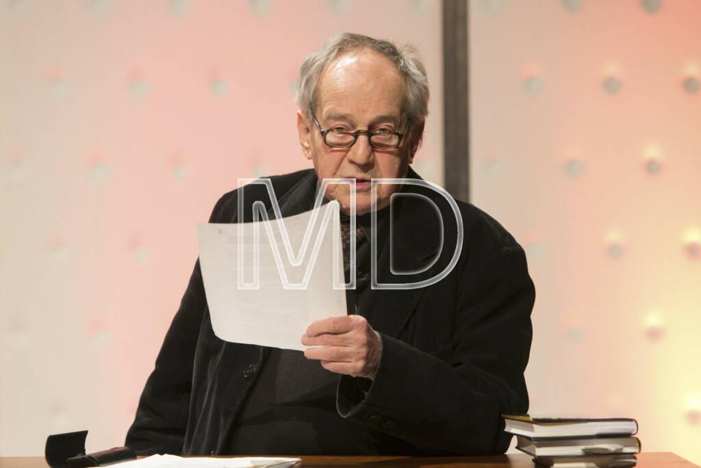 Otto Schenk, © Martina Draper (25.02.2013)