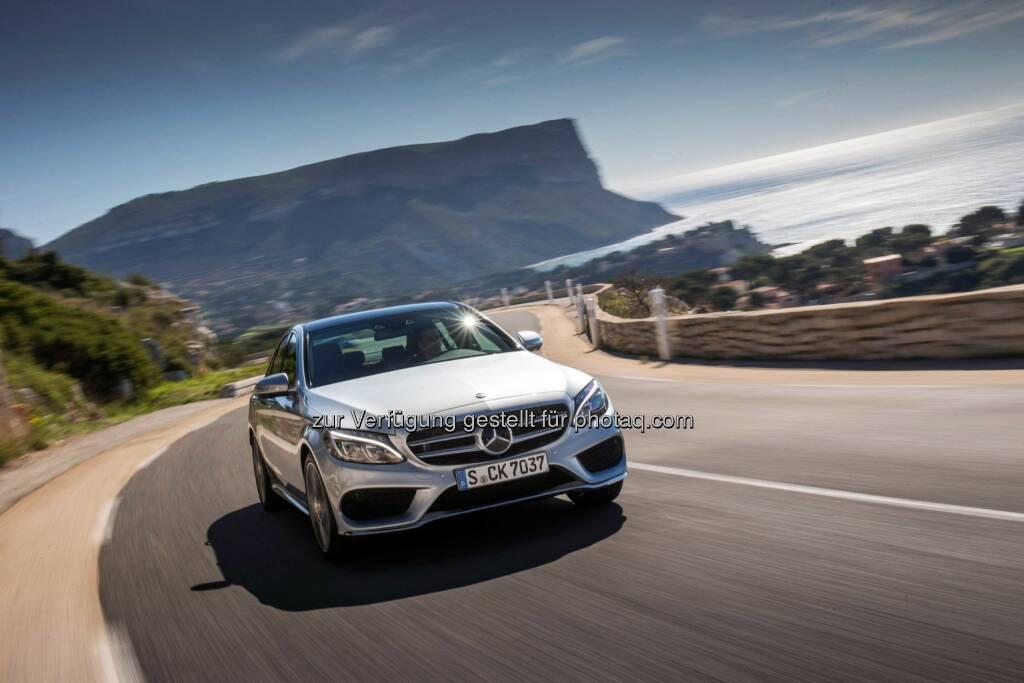 """Mercedes-Benz Cars erzielt sieben Spitzenplätze im Ranking der """"Restwertriesen 2019"""", © Aussendung (07.05.2015)"""