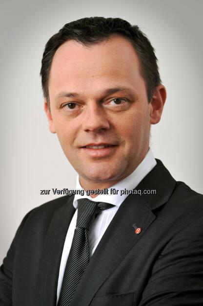 Andreas Macher kehrt als Direktor des Arcotel Nike Linz zur österreichischen Hotelgruppe zurück, © Aussender (07.05.2015)