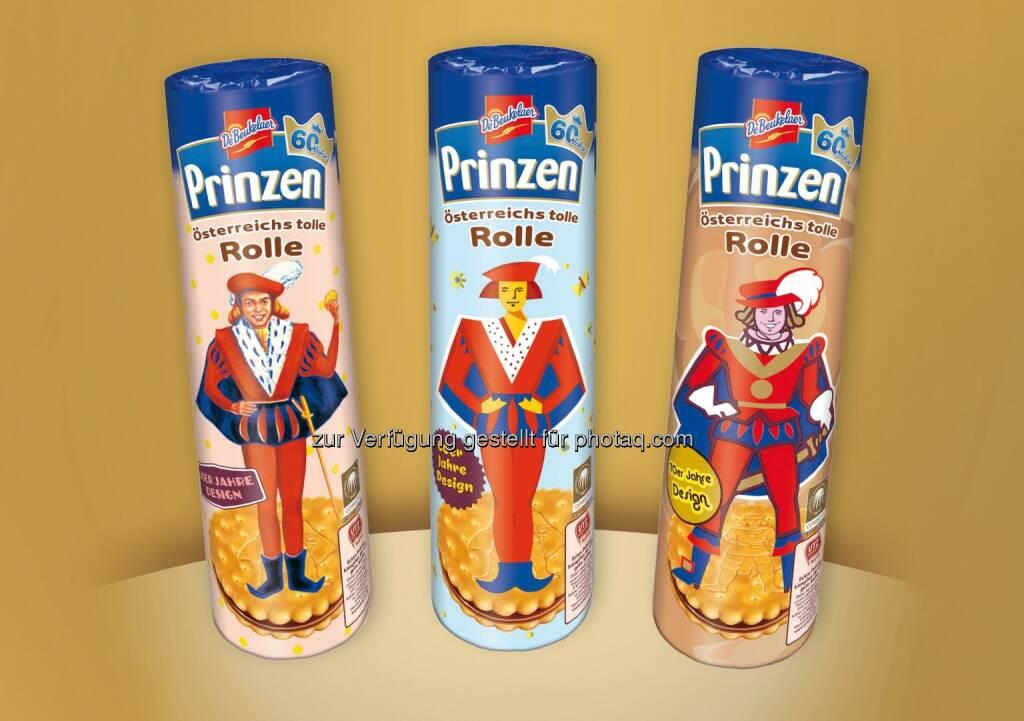 Griesson - de Beukelaer GmbH & Co.KG: 60 Jahre Prinzen Rolle: Österreichs tolle Rolle feiert Geburtstag, © Aussender (09.05.2015)