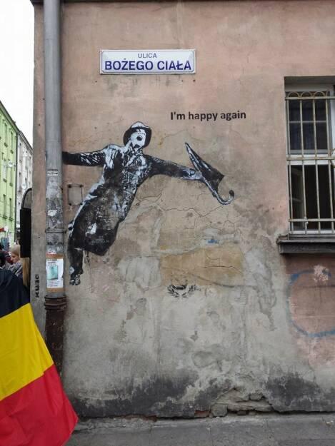Happy Polen Singin in the Rain, © Eizinger (09.05.2015)