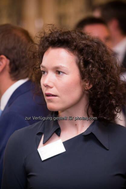 Marianne Kögel, Zertifikatekongress 2015, Oktogon der Bank Austria, © ViennaShots - professional photographers, Andreas Pecka (11.05.2015)
