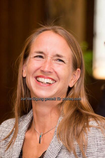 Martina Beran (Zertifikate Forum Austria), © ViennaShots - professional photographers, Andreas Pecka (11.05.2015)