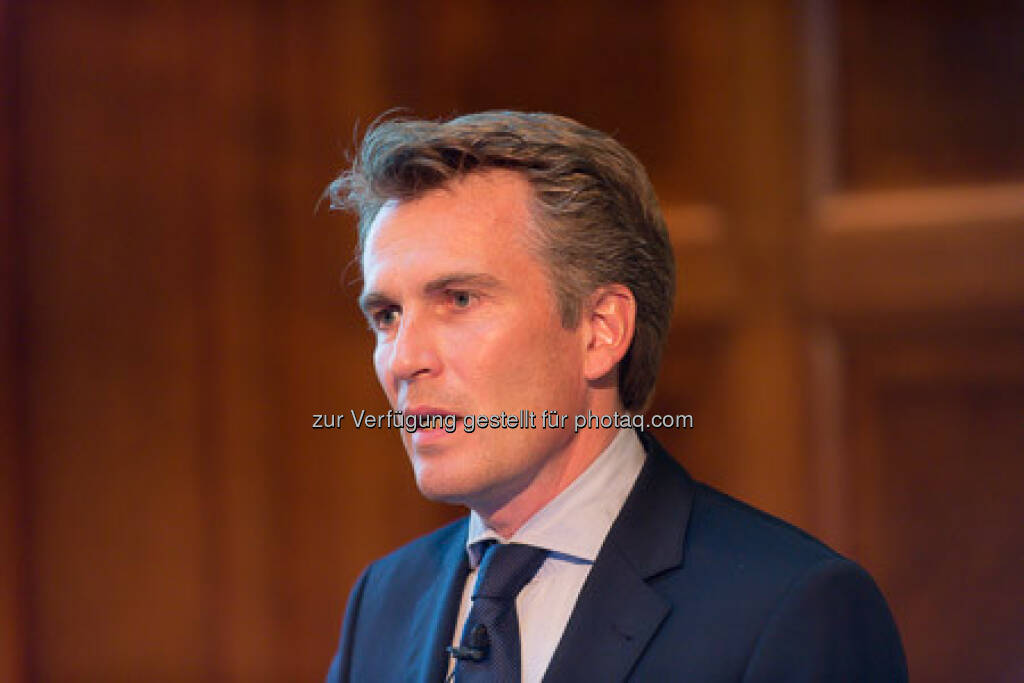 Lutz Johanning (WHU - Otto Beisheim School of Management), © ViennaShots - professional photographers, Andreas Pecka (11.05.2015)