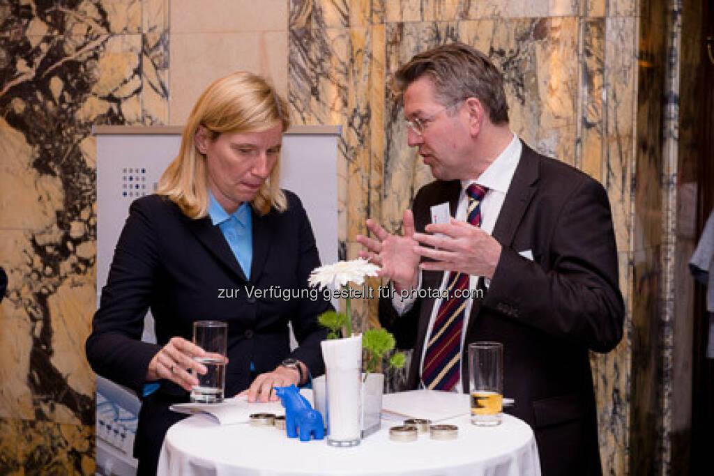Zertifikatekongress 2015, Oktogon der Bank Austria, © ViennaShots - professional photographers, Andreas Pecka (11.05.2015)