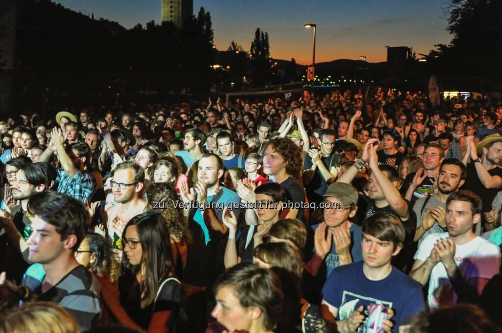 Donaukanaltreiben 2015: Sommerfeeling mit 60 Acts bei freiem Eintritt - null, © Aussender (11.05.2015)