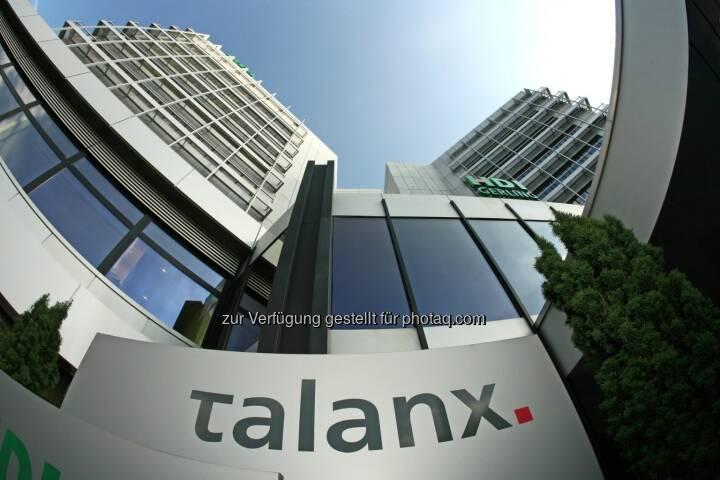 Konzernzentrale der Talanx AG, Riethorst 2, 30659 Hannover (Bild: Talanx, http://mediathek.talanx.de/media/detail/96/category/6/?page=1 )
