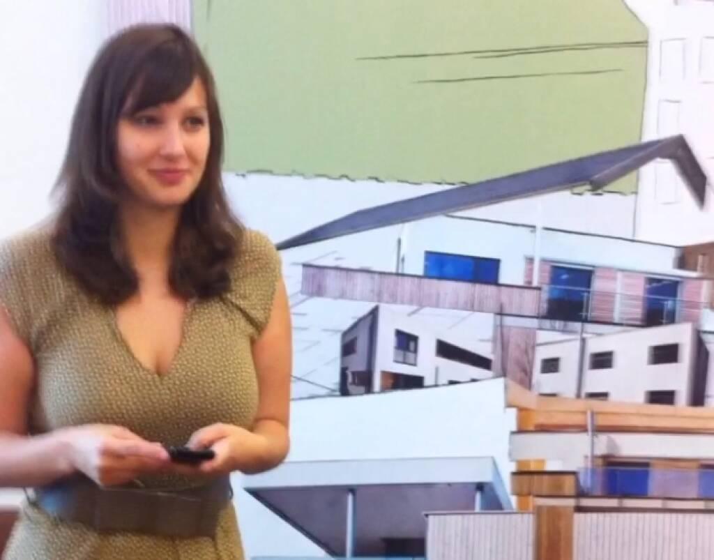 Architektur, Fernbedienung - Michaela Wimmer, früher Brokerjet (27. Februar) - finanzmarktfoto.at wünscht alles Gute! (27.02.2013)