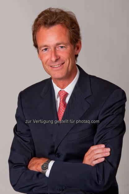 Mirko Bianchi als neuer Finanzvorstand der Bank Austria designiert, © Aussender (13.05.2015)