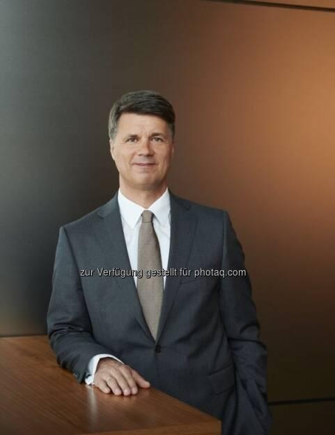 Harald Krüger hat mit dem Ende der heutigen Hauptversammlung das Amt des Vorsitzenden des Vorstands der BMW AG übernommen., © Aussender (14.05.2015)