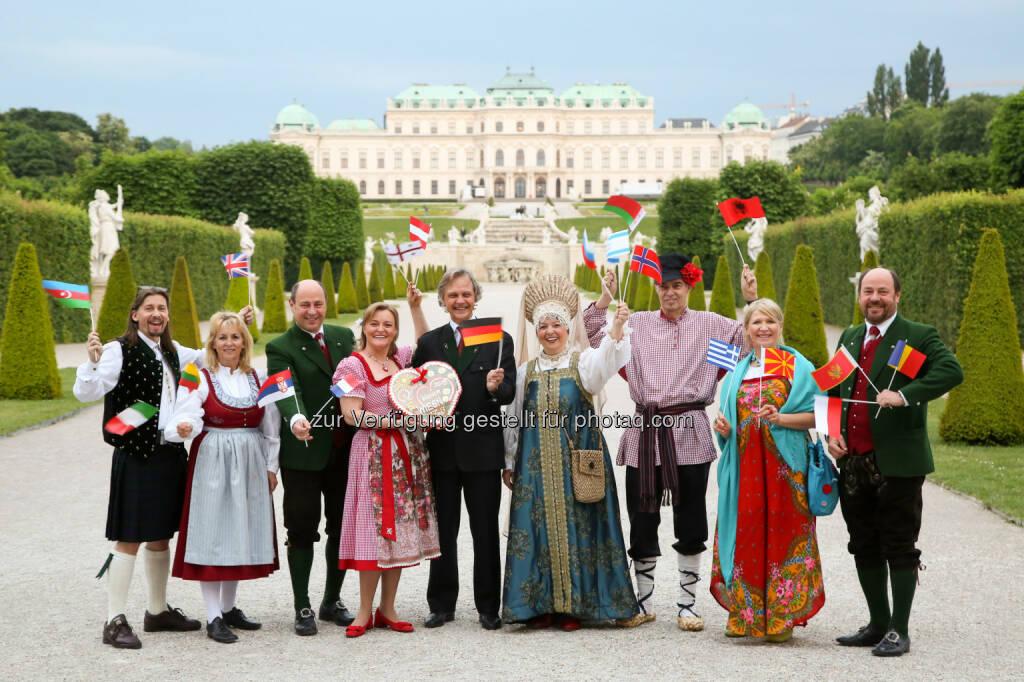 Wiesn Veranstaltungs- und Kultur GmbH: Eurowiesn Night - Wiener Wiesn-Fest feiert größte Trachtenparty Europas (15.05.2015)