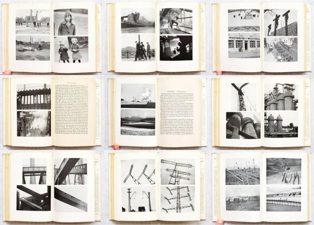 Heinrich Hauser - Schwarzes Revier, S. Fischer 1930, Beispielseiten, sample spreads - http://josefchladek.com/book/heinrich_hauser_-_schwarzes_revier, © (c) josefchladek.com (15.05.2015)