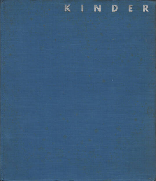 Egon H. Strassburger - Kinder, Reimar Hobbing 1931, Cover - http://josefchladek.com/book/egon_h_strassburger_-_kinder, © (c) josefchladek.com (18.05.2015)