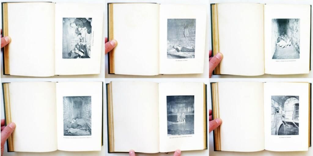 Emil Kläger & Hermann Drawe - Durch die Wiener Quartiere des Elends und Verbrechens, Verlag Karl Mitschke 1908, Beispielseiten, sample spreads - http://josefchladek.com/book/emil_klager_hermann_drawe_-_durch_die_wiener_quartiere_des_elends_und_verbrechens, © (c) josefchladek.com (19.05.2015)