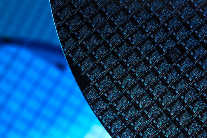 Silizium Wafer, http://www.shutterstock.com/de/pic-196857266/stock-photo-silicon-wafers.html