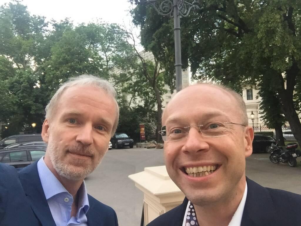 Mit Konrad Sveceny (bwin.party) (20.05.2015)