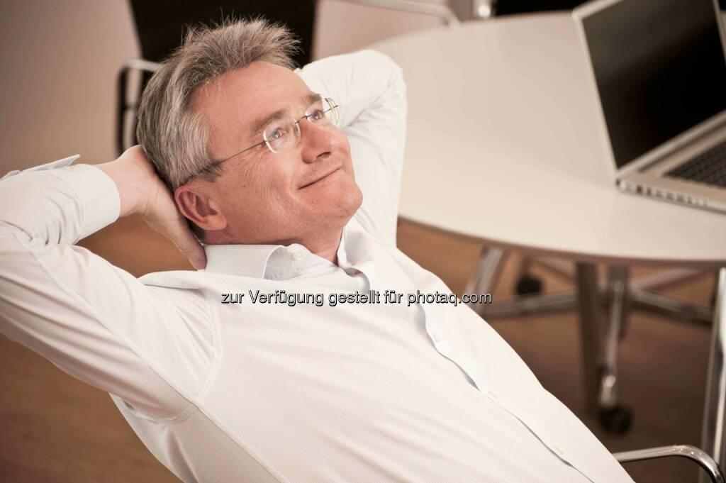 Rainer Reichl, CEO der Reichl und Partner Group - Reichl und Partner unterstützt als erste österreichische Agentur die Texterschmiede in Hamburg (Bild: Reichl und Partner PR GmbH), © Aussender (21.05.2015)