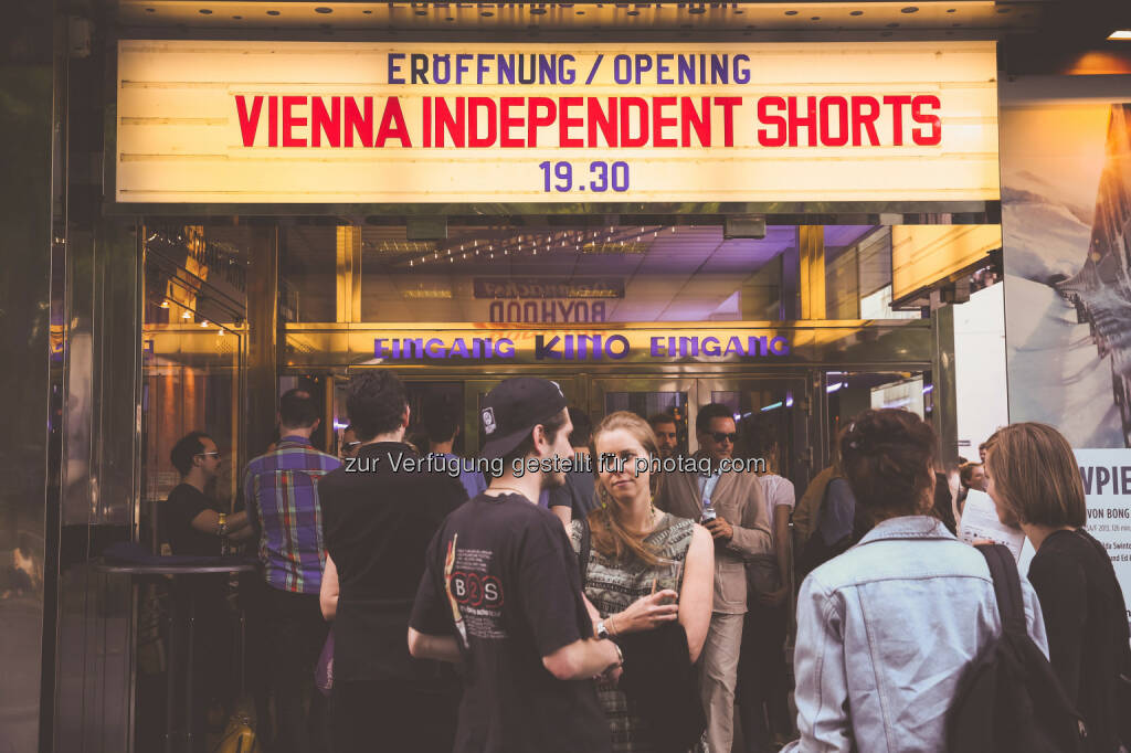 "VIS Vienna Independent Shorts - Internationales Festival für Kurzfilm, Animation und Musikvideo: State of the Art"": Wiens Kurzfilmfestival VIS startet in fünf Tagen, © Aussendung (21.05.2015)"