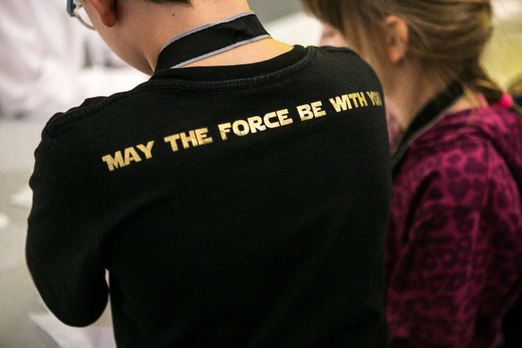 may the force be with you, Star Wars, Kraft, power, Stärke, © photaq (21.05.2015)