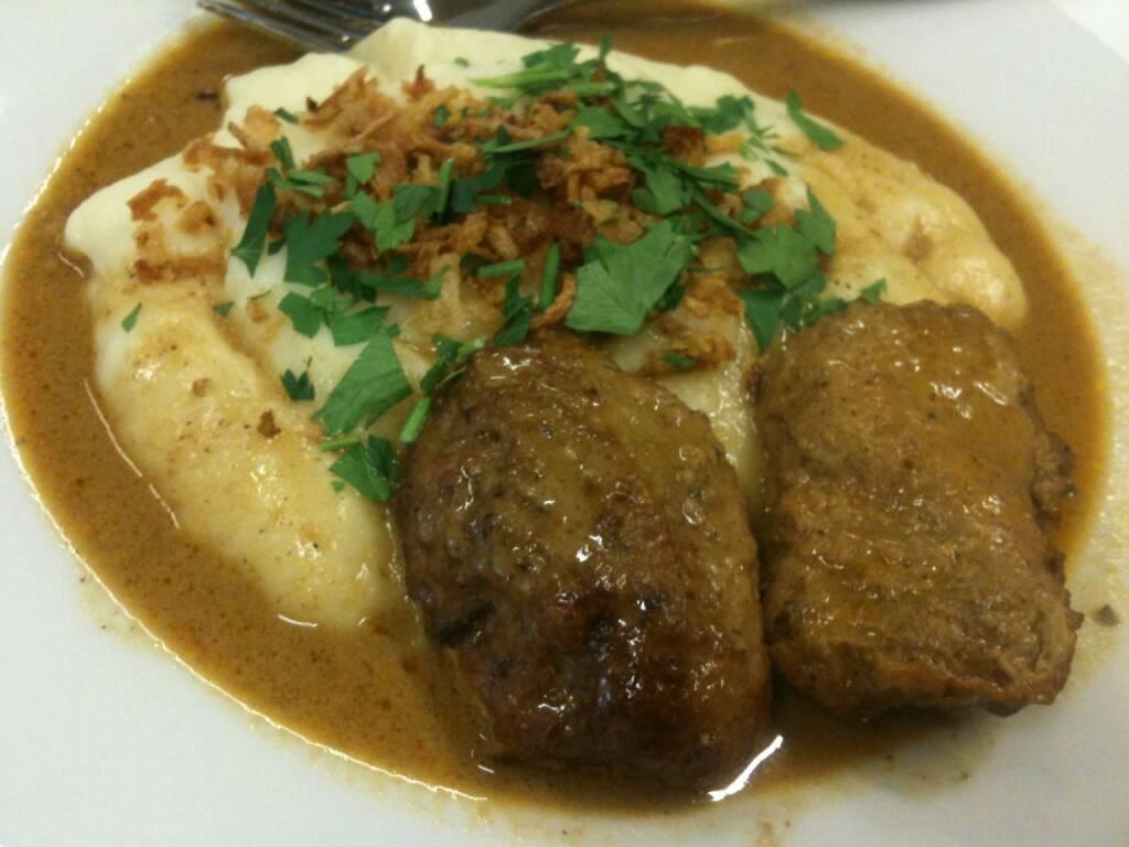 Wienerberger-HV: Butterschnitzel, Fleischlaberl (22.05.2015)