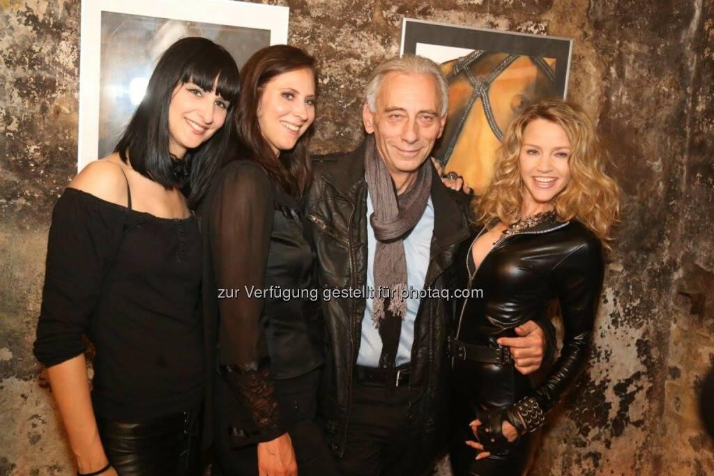 Nikola Tromayer, Lisa Grüner, Roland Trnka, Wendy Night  (Bild: Robert Rieger Photography) (23.05.2015)