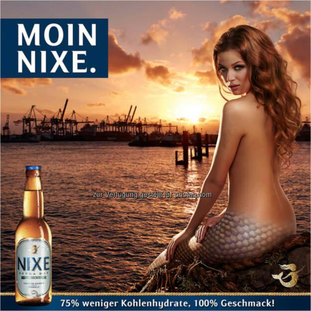 Nach zwei erfolgreichen Crowdinvesting-Kampagnen in Österreich können nun auch Anleger aus Deutschland mit Nixe-Bier an der zukünftigen Entwicklung des Brauerei-Startups teilhaben. Nixe hat bereits in Hamburg gestartet und will im Anschluss durch Partnerschaften mit Getränkefachgroßhändlern schrittweise nach Frankfurt/Main, München, Berlin und in den folgenden Jahren in sechs weitere deutsche Metropolregionen., © Aussender (26.05.2015)