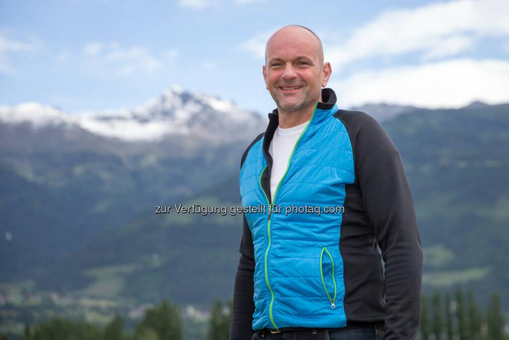 Hansjörg Pflauder - ab Jahresmitte 2015 neuer Vorstand der Bergbahnen Bad Kleinkirchheim, © Aussender (26.05.2015)
