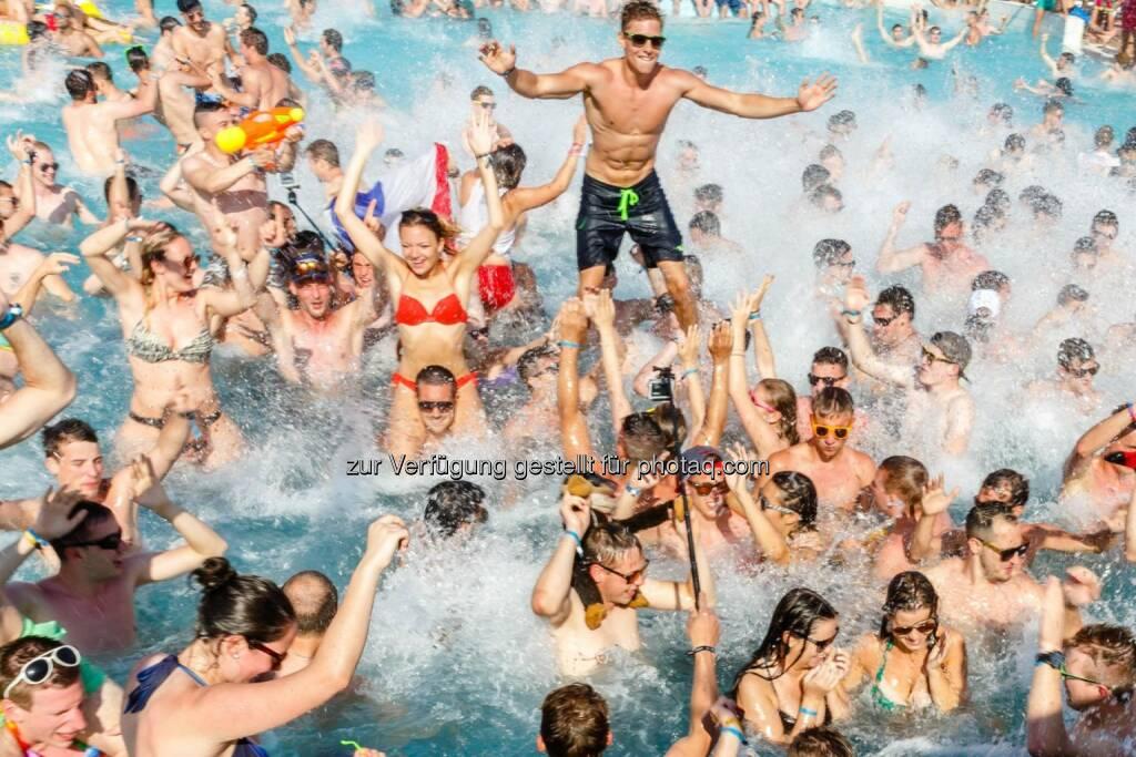 Splashline Event- und Vermarktungs GmbH: Springbreak Europe 2015 - Sonne, Meer & Mega-Party, © Aussender (27.05.2015)