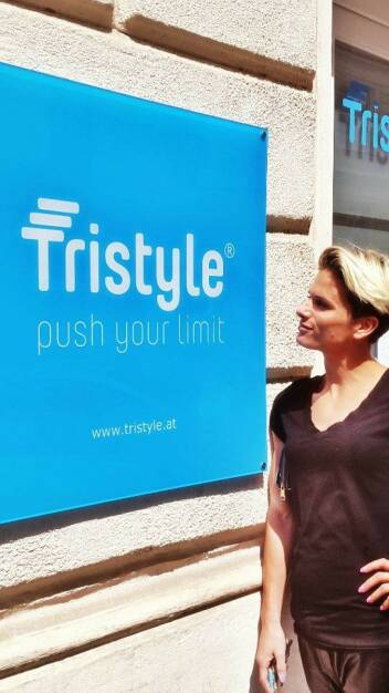 Tristyle Selfie Challenge: Elisabeth Niedereder (27.05.2015)