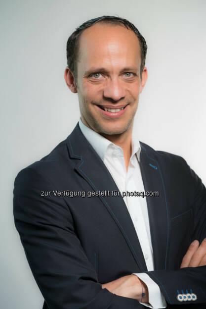 Thomas Bokesz verstärkt den Außenwerbespezialisten Epamedia als Director Client Service & Marketing (Bild: Helmut Mitter), © Aussender (28.05.2015)